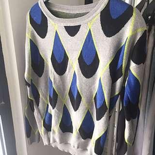 Designed Knitted Jumper