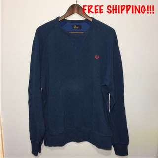 FRED PERRY Jumper Sweater Size XL