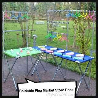 Portable Flea Market Store Stall (PO)