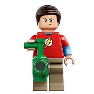LEGO Sheldon (Big Bang Theory)