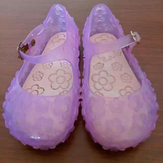 Kids Jelly Shoes