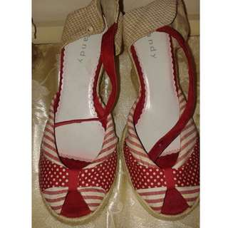 Chic CANDY Ladies Wedges / Heels - Brand NEW!