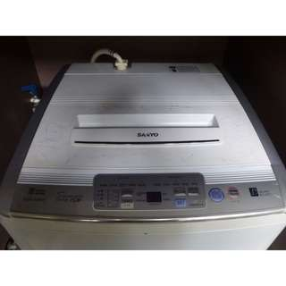 Cheap SANYO washing machine Used