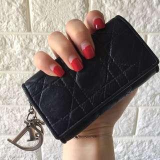 Dior card holder