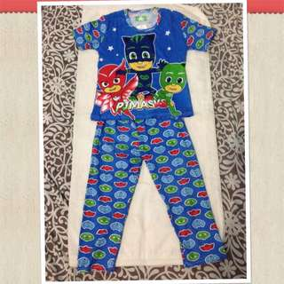 Pj Masks Pajama Set