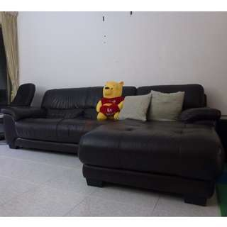 Good and cheap L shape sofa