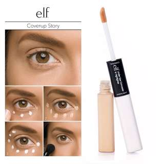 INSTOCKS Elf Undereye Concealer & Highlighter (Fair/Glow)