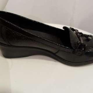 IMAC Jenny Court Black Shoes