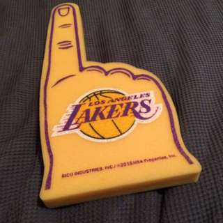 Lakers Foam Finger