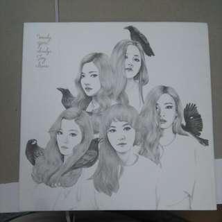 Red Velvet Automatic