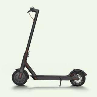 小米電動滑板車