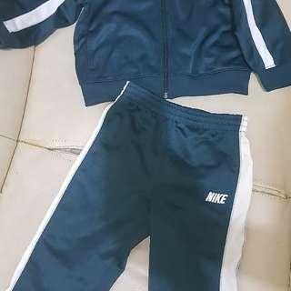 Nike Jacket With Pants