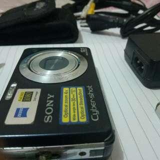 Sony Cybershot DSC W220