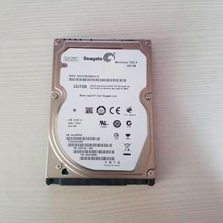 Seagate 320gb faulty harddisk