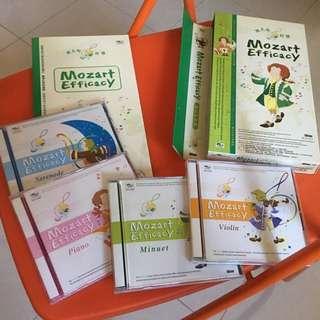 Mozart CD Music Box Set