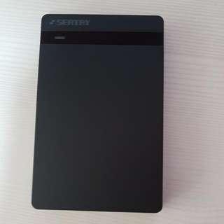 Seagate 500gb USB 3.0 harddisk