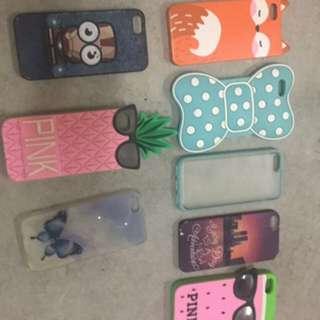 5S PHONE CASES