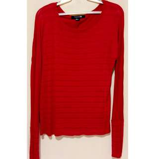 Forever 21 Knitted Blouse - D003
