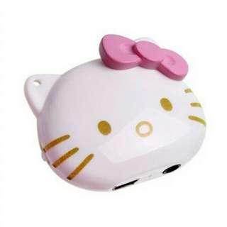 Hello Kitty Mp3 Player