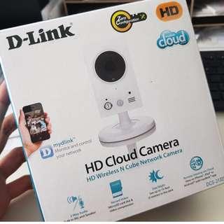 D-Link Wireless HD720p Cloud Camera DCS-2132L