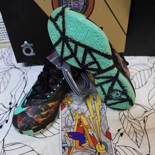 全新 杜蘭特 Nike KD 6 All Star US 9