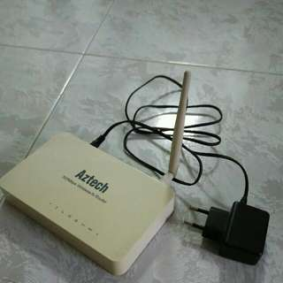 Aztech Wireless N Router