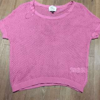 Knit Top Cotton on