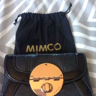 Genuine MIMCO Leather Wallet
