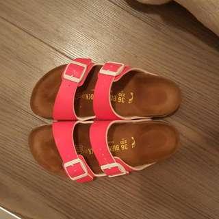 Birkenstock Sandlas Size 6