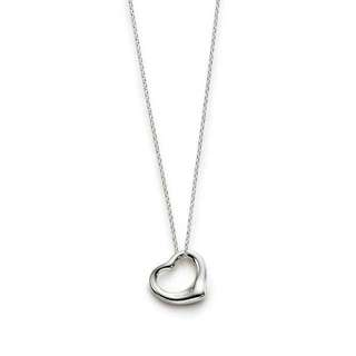 Loveheart pendant Tiffany