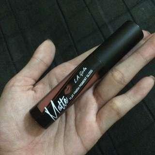 LA Girl Matte Liquid Lipstick