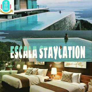 Escala Room Staycation Travel Tours