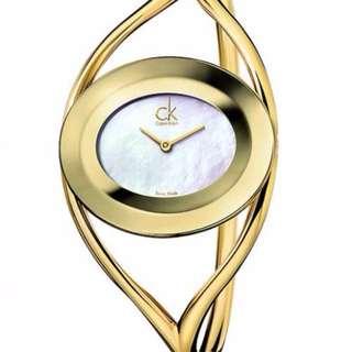 CALVIN KLEIN CORE COLLECTION K1A2381G CK 女裝手錶 美國貨款