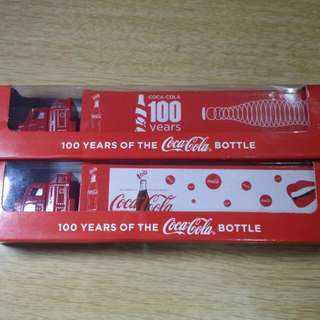 Coke Truck Display