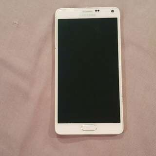 Cheapest In Carousell Samsung Galaxy Note 4 Pink 32 GB