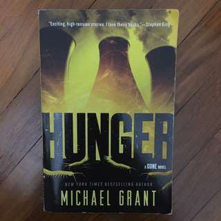 Hunger ( Book 2 Of Gone Series )