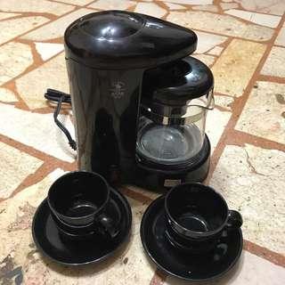 聖大保羅咖啡機