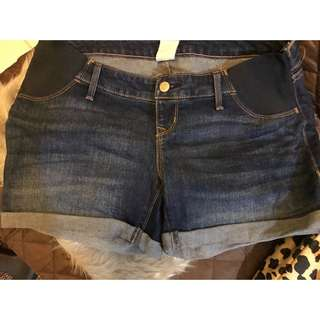 Old Navy Low Panel Maternity Shorts