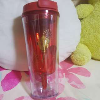 Starbucks Year Of The Rabbit (2014) LIMITED EDITION Tumbler From Shanghai (355ml)