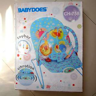 Bouncer Babydoes Ex Kado