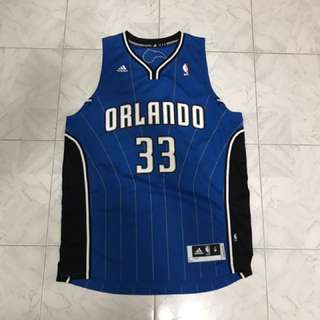 NBA 魔術客場 Andeeson 球衣