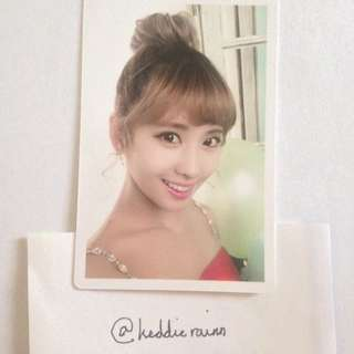 {USA ONLY} Twice: Momo Twicecoaster Lane 2 Official Photocard