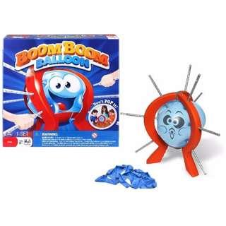 🚚 現貨 爆爆氣球 驚爆氣球 爆破氣球 附補充包 派對 遊戲 聚會 另有 濕水帽 咬嘴鯊魚 鈔票槍 砸派機