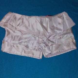Bayo Silk Shorts