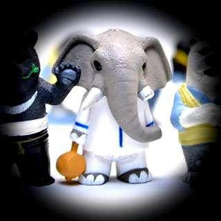 不良動物2大象