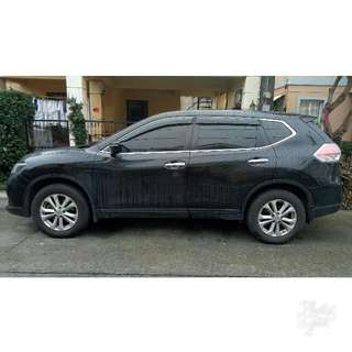 SUV FOR RENT WITH DRIVER