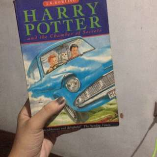 Harry Potter- The chamber of secrets