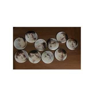 Pin Super Junior
