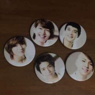 Pin Shinee