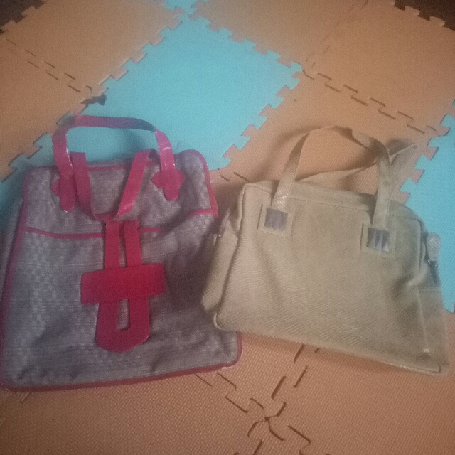 2 manileña bag for 100